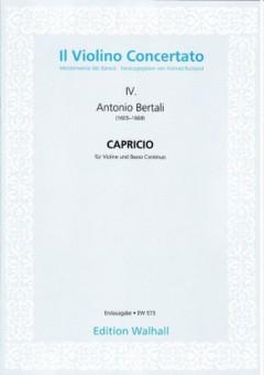 Il Violino Concertato - Meisterwerke des Barock