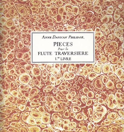 Philidor, Anne Danican: Premier livre de Pièces