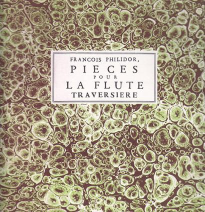 Philidor, Pierre Danican: Pièces