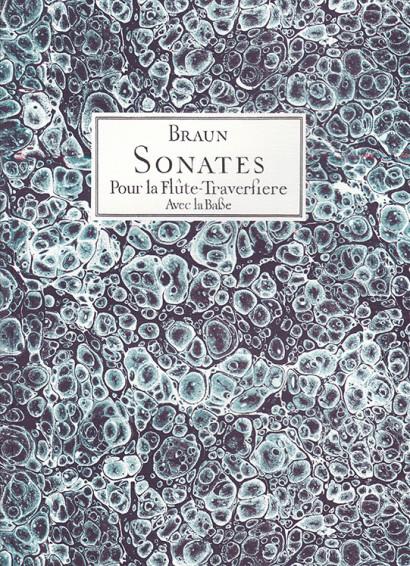 Braun, Jean Daniel (18. Jh.): 6 Sonates op. 1