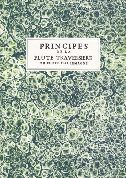 Hotteterre, Jacques (1674–1763): Principes de la Flute Traversière