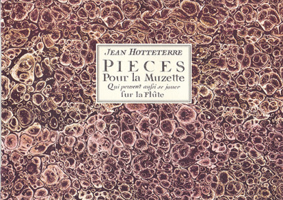 Hotteterre, Jean (1648–1732): Pieces