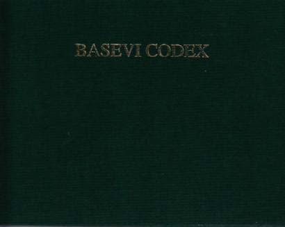 Basevi Codex (Firenze 1506-1514)