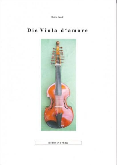 Berck, Heinz (*1931): Die Viola d'Amore