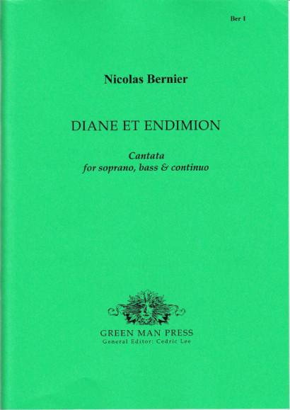 Bernier, Nicolas (1665-1734): Diane et Endimion