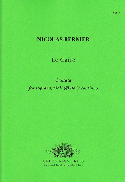 Bernier, Nicolas (1665–1734): Le Caffé