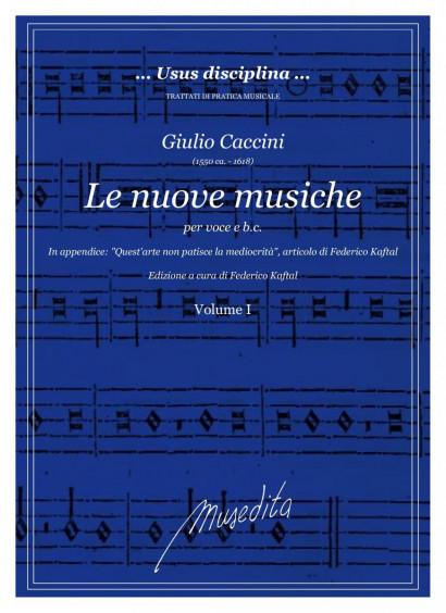 Caccini, Giulio (ca. 1545–1618): Le Nuove Musiche
