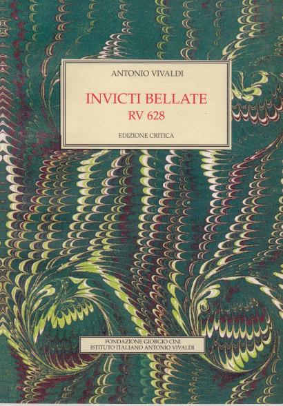 Vivaldi, Antonio (1678–1741): Invicti Bellate RV 628