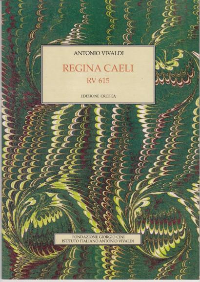 Vivaldi, Antonio (1678–1741): Regina Caeli RV 615