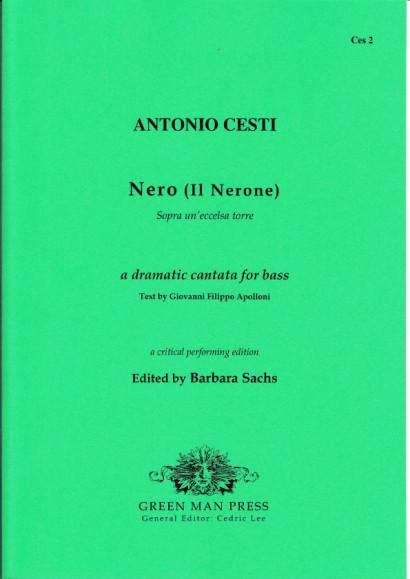 Cesti, Antonio: Nero (Il Nerone)