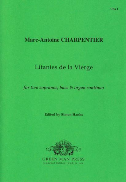 Charpentier, Marc-Antoine (1643-1704): Litanies de la Vierge