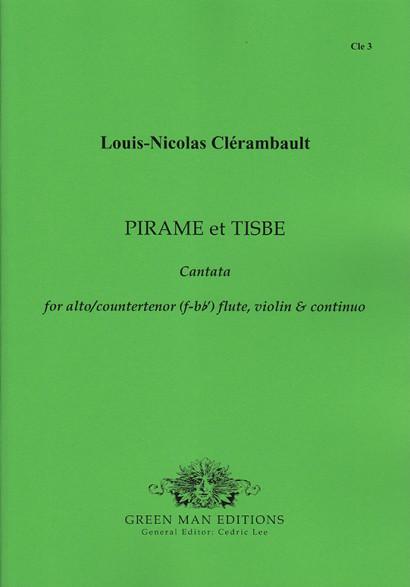 Clérambault, Louis-Nicolas de (1676–1749): Pirame et Tisbe