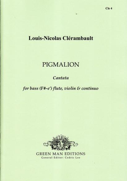 Clérambault, Louis-Nicolas de (1676–1749): Pigmalion