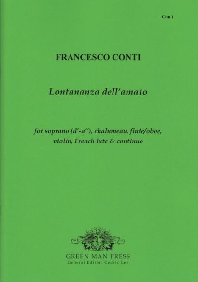 Conti, Francesco (1681/82–1732): Lontananza dell'amato