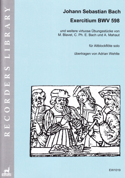 Bach, Johann Sebastian (1685–1750): Exercitium BWV 598
