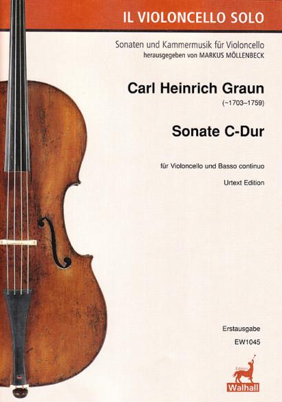 Graun, Johann Heinrich (~1703–1759): Sonate C-Dur