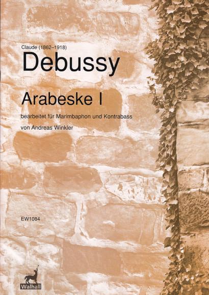 Debussy, Claude (1862–1918):Arabeske I