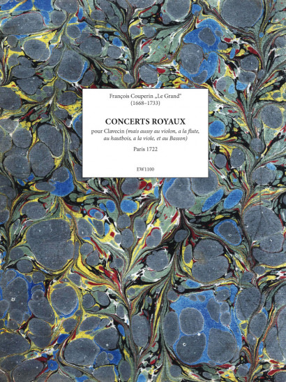 "Couperin, François ""Le Grand"" (1668–1733): Concerts Royaux"