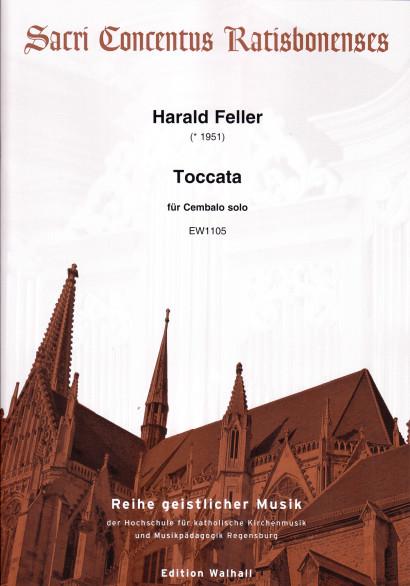 Feller, Harald (*1951): Toccata