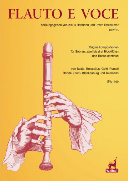 Flauto e Voce 16