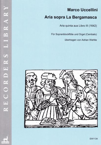 Uccellini, Marco (1603?–1680): Aria sopra La Bergamasca