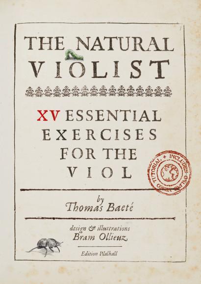 Baeté, Thomas: The Natural Violist