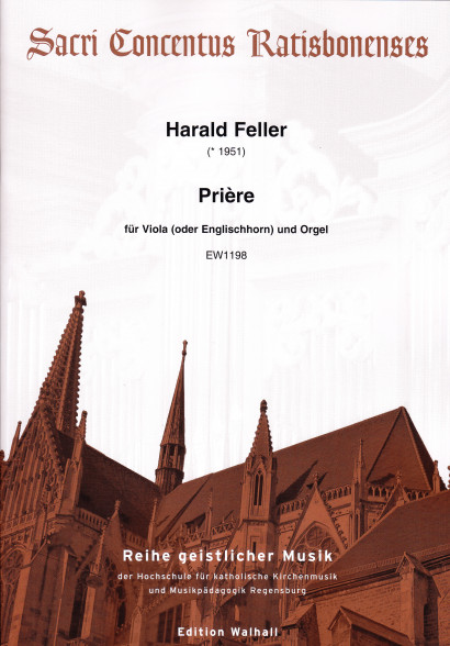 Feller, Harald (*1951): Prière
