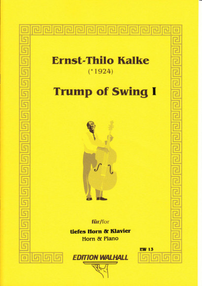 Kalke, Ernst-Thilo (*1924): The Trump of Swing I
