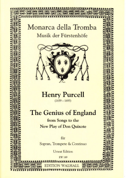 Purcell, Henry (1659-1695): The Genius of England