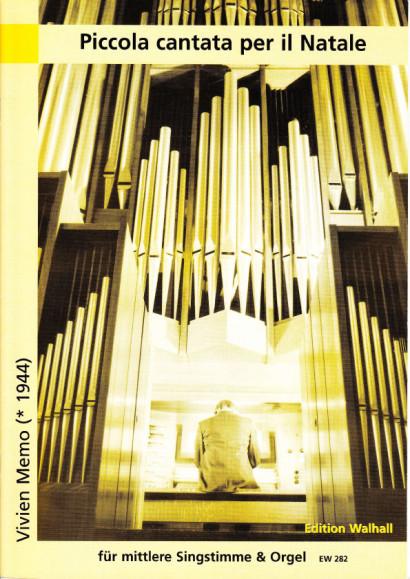 Memo, Vivien (*1944): Piccola cantata per il Natale