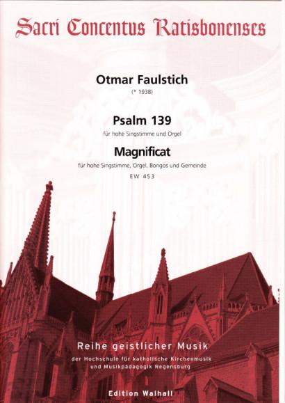 Faulstich, Otmar (*1938): Psalm 139 - Magnificat