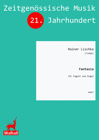 Lischka, Rainer (*1942): Fantasia