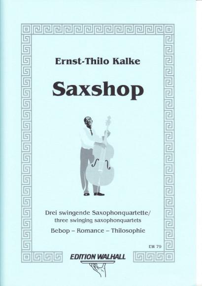 Kalke, Ernst-Thilo, (*1924): Saxshop