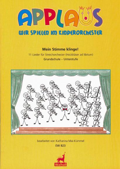 Mai-Kümmel, Katharina (*1940): Mein Stimme klinge!