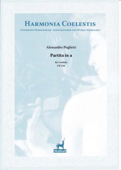 Poglietti, Alessandro (?–1683): Partita in a