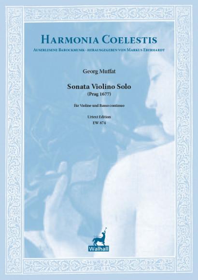 Muffat, Georg (1653–1704): Sonata Violino Solo
