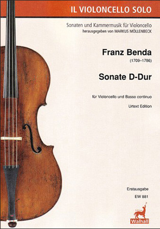 Benda, Franz (1709–1786): Sonata D Major