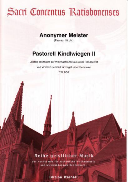 Anonymer Meister (Passau, 18. Jh): Pastorell Kindlwiegen II