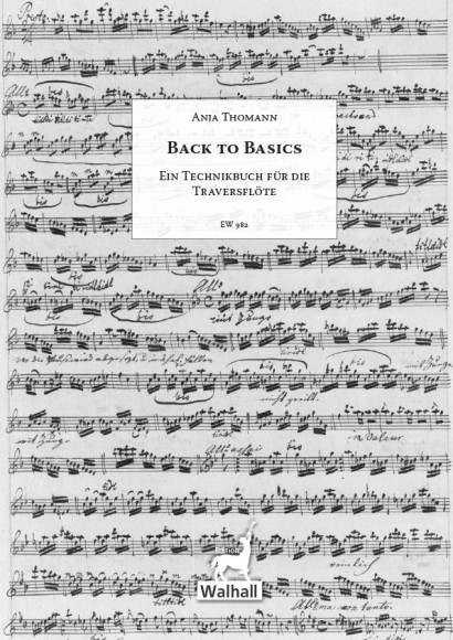 Thomann, Anja (*1981): Back to Basics