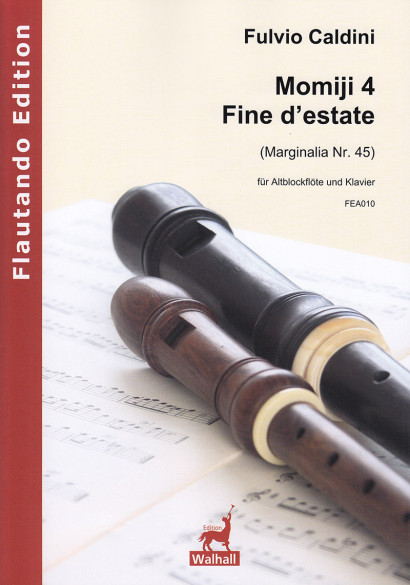 Caldini, Fulvio (*1959): Momiji 4 – Fine d'estate