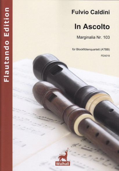 Caldini, Fulvio (*1959): In Ascolto