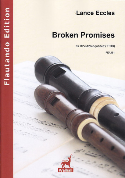 Eccles, Lance (*1944): Broken Promises