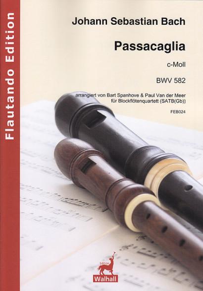 Bach, Johann Sebastian (1685–1750): Passacaglia BWV 582