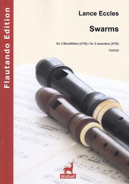 Eccles, Lance (*1944): Swarms