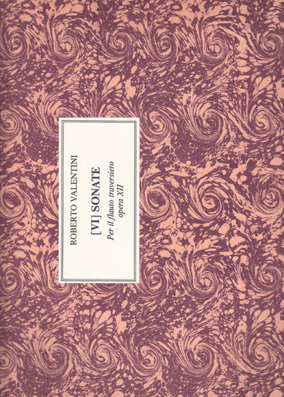 Valentini, Roberto (~1680–1735):6 Sonate op. 12
