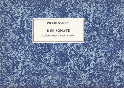 Nardini, Pietro (1722–1793):Due Sonates