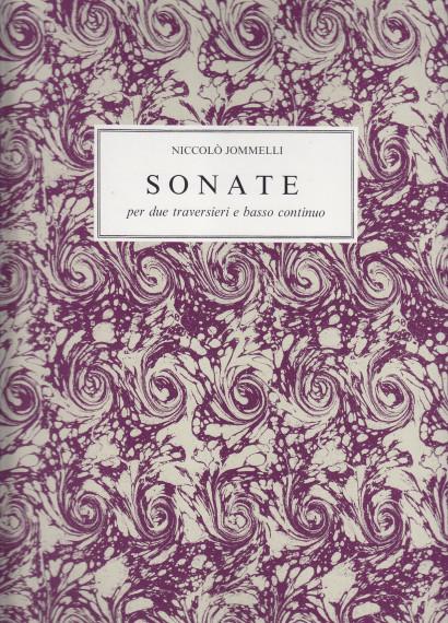 Jomelli, Niccolò (1714–1774): VI Sonatas