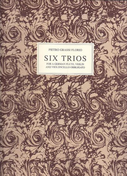 Florio, Pietro Grassi (18 century):Six Trios op. 3