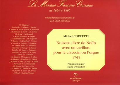 Corrette, Michel (1707–1795): Nouveau livre de Noels