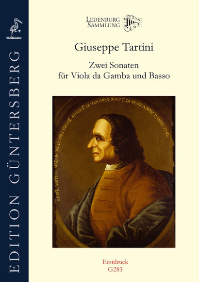 Tartini, Giuseppe (1692–1770): Two Sonatas in G Minor and B-flat Major